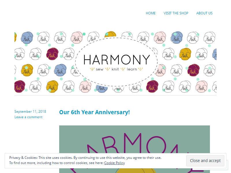 harmony-provo
